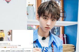 Bất ngờ khi fan Trung Quốc muốn Vương Tuấn Khải (TFBOYS) yêu đương - Phải chăng quá hoang đường?
