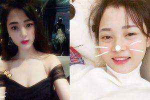 Cận cảnh nhan sắc bạn gái xinh như Hoa hậu Trần Tiểu Vy của Công Phượng
