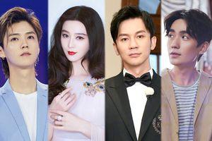 Lộc Hàm, Phạm Băng Băng và bạn trai Lý Thần dẫn đầu BXH sao được tìm kiếm nhiều nhất trên Weibo (17/09)