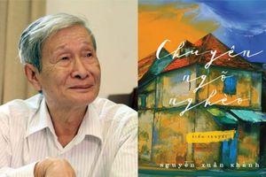 Nguyên Ngọc viết về tác phẩm vừa được trao giải Sách hay 2018: 'Chuyện ngõ nghèo'