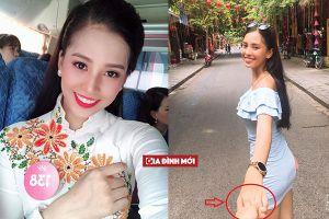 Rộ tin Tân Hoa hậu Việt Nam 2018 Trần Tiểu Vy đã có bạn trai