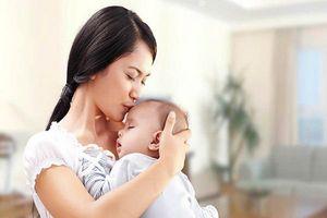 Hạnh phúc vì có được chồng tâm lý khi sinh con ra không giống bố