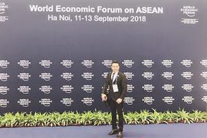 Doanh nhân Trương Huy Hoàng: Hội nghị Thượng đỉnh Kinh doanh Việt Nam là cơ hội