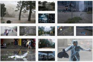 Philippines, Hồng Kông 'khốn đốn' vì bão Mangkhut