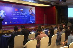 Tăng cường hợp tác giữa các doanh nghiệp Việt Nam và Bulgaria