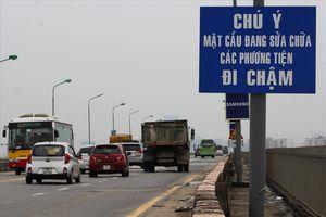 Đoàn chuyên gia Nga đến Hà Nội khảo sát sửa mặt cầu Thăng Long
