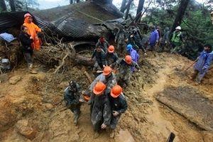 40 thợ mỏ nghi bị lở đất vùi lấp tại Philippines trong siêu bão Mangkhut