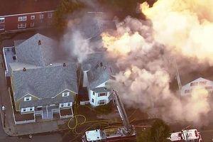 Người dân Massachusetts đã được về nhà sau vụ nổ khí gas