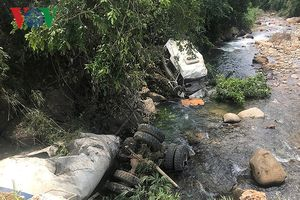 Điểm đen tai nạn tại Lai Châu: 5 năm xảy ra 2 vụ tai nạn thảm khốc