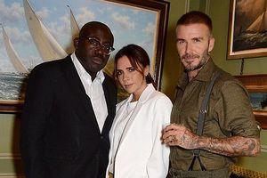 Victoria trẻ trung sánh đôi cùng David Beckham tại sự kiện
