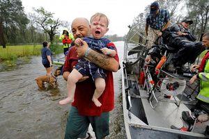 Người dân Mỹ chưa hết bàng hoàng vì siêu bão Florence