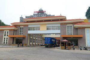 Cửa khẩu Tân Thanh tạm dừng hoạt động xuất nhập khẩu do bão Mangkhut
