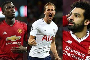Top 10 ngôi sao Premier League xuất sắc nhất trong FIFA 19