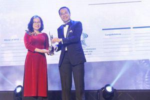 SASCO được vinh danh giải thưởng 'Nơi làm việc tốt nhất châu Á 2018'