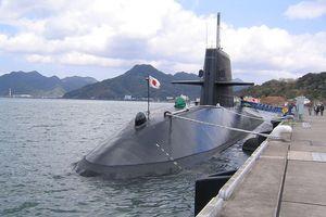 Nhật Bản lần đầu tiên điều tàu ngầm tập trận trên Biển Đông