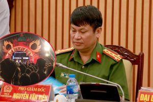 Họp báo công bố thông tin 7 người chết do sốc ma túy tại lễ hội âm nhạc ở Hà Nội