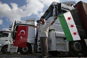 Tổng thống Erdogan: Thổ Nhĩ Kỳ gửi quân sang Idlib theo thỉnh cầu của người Syria