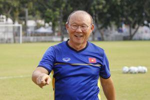 HLV Park Hang Seo tiết lộ bí quyết thành công giản dị của Olympic Việt Nam