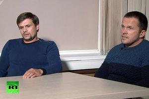 Nga: Hai nghi can trong vụ cựu điệp viên Skripal không liên quan đến Điện Kremlin