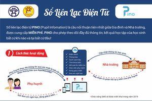Hà Nội triển khai 'Sổ liên lạc điện tử' để tăng cường quản lý học sinh
