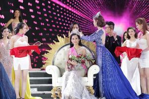 Những 'điểm trừ' trong đêm Chung kết Hoa hậu Việt Nam 2018