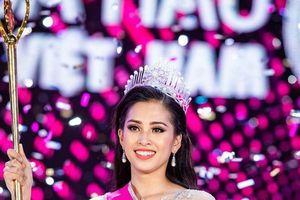 Lộ bảng điểm thi THPT quốc gia toàn dưới 5 nhưng tân Hoa hậu Việt Nam 2018 có thực sự 'học dốt'?
