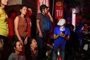 Thông tin mới nhất về đám cháy dữ dội gần Bệnh viện Nhi Trung ương