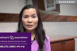 Tiến sỹ gốc Việt 'truyền cảm hứng' cho người nhà bệnh nhân Alzheimer tại Mỹ