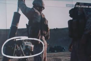 Lộ khả năng quân đội Pháp triển khai trên mặt trận Syria sau một bức ảnh đăng tải trên mạng xã hội