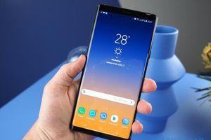 Nhờ Galaxy Note 9, xuất khẩu điện thoại tháng 8 tăng vọt