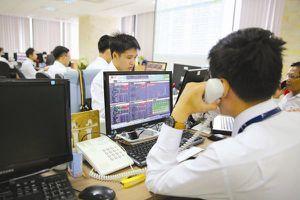 Vn-Index bật tăng