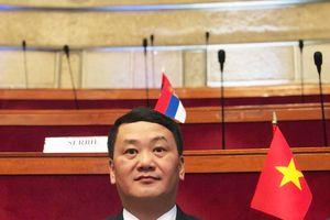 BẢN TIN MẶT TRẬN: Đoàn MTTQ Việt Nam tham dự phiên họp Đại hội đồng AICESIS 2018 tại Paris