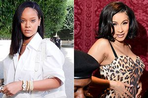 Rihanna, Jennifer Lopez bỏ theo dõi Cardi B sau vụ ẩu đả với Minaj