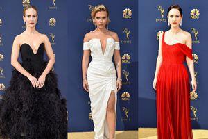 10 mẫu váy đẹp nhất thảm đỏ lễ trao giải Primetime Emmy 2018