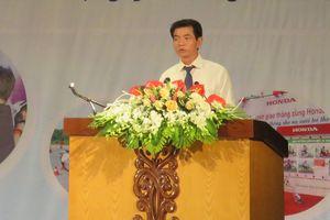 Phát động chiến dịch 'ATGT cùng Honda Việt Nam' tại Vĩnh Phúc