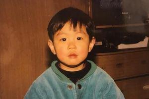 Khoe hình lúc nhỏ, HuyMe khiến fan thích thú vì giống hệt bé Xoài
