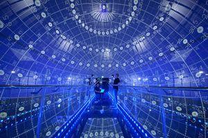 Rạp hát công nghệ thực tế ảo thu hút du khách ở Hàn Quốc