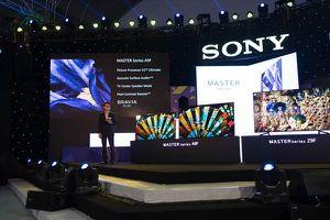Sony ra mắt bộ đôi TV MASTER Series A9F và Z9F Tuyệt phẩm tương phản đỉnh cao