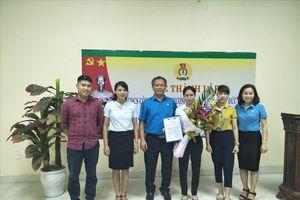 Hải Dương: LĐLĐ huyện Kinh Môn tăng cường kiểm tra, giám sát thực hiện chế độ cho NLĐ