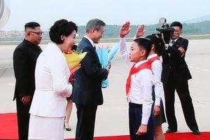 Lịch tiếp xúc dày đặc của ông Moon Jae-in và Kim Jong-un tại Bình Nhưỡng