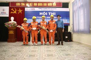 LĐLĐ Cao Bằng: Tổ chức hội thi an toàn vệ sinh viên giỏi
