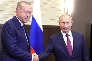 Phương Tây 'xin' Nga một cánh cửa ở Idlib