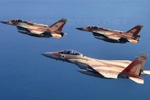 Israel gây nhiễu để phòng không Syria bắn vào Il-20 Nga?