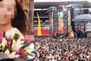 Vui quá đà tại lễ hội âm nhạc, nữ dược sĩ ngoan hiền tử vong do sốc thuốc