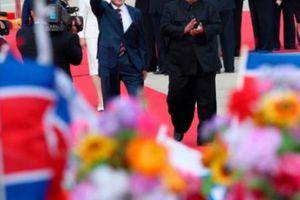 Lần tiếp đón Tổng thống Hàn Quốc chưa từng có ở Triều Tiên