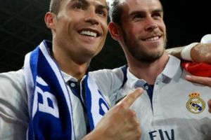 Gareth Bale 'chửi xéo' cả HLV Zidane và Ronaldo