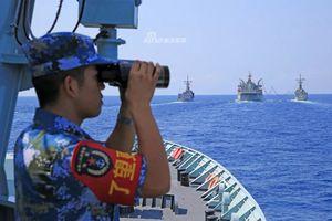 Mang một tàu chiến tới tập trận, Trung Quốc vẫn còn 'giận' Australia?