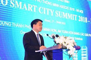 Xây dựng thành phố thông minh, an toàn bằng giải pháp số