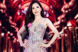 Á hậu Phương Nga tham dự Hoa hậu Hòa bình Quốc tế 2018