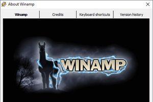 Ứng dụng nghe nhạc 'huyền thoại' Winamp rò rỉ trên mạng